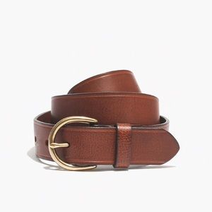 Madewell: Medium Perfect Leather Belt